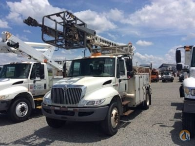 Sold 2008 Altec A-T40C Crane for  in Concord North Carolina on CraneNetwork.com