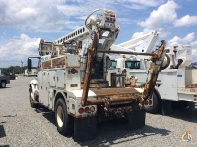 Sold 2008 Altec A-T40C Crane for  in Concord North Carolina on CraneNetworkcom