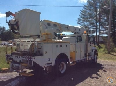 Sold 2012 Altec 4300 Crane for  in Concord North Carolina on CraneNetwork.com