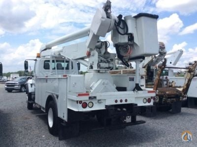 Sold 2005 Altec 7300 4x4 Crane for  in Concord North Carolina on CraneNetwork.com