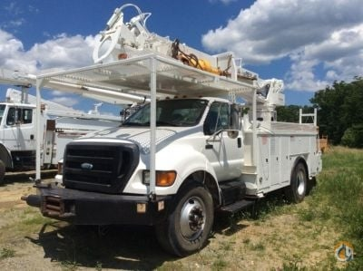 Sold 2009 Terex F750 Crane for  in Concord North Carolina on CraneNetwork.com