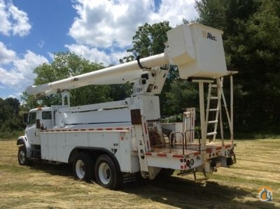 Sold 2004 Altec AM900-E100 Crane for  in Concord North Carolina on CraneNetwork.com
