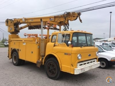 Sold Pitman Polecat PC3421 DIGGER DERRICK Crane for in Florence