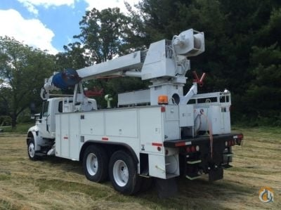 Sold 2008 International 4400 Crane for  in Concord North Carolina on CraneNetwork.com