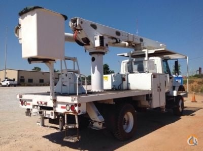 Sold 2004 Altec LRV-55 Crane for  in Villa Rica Georgia on CraneNetwork.com
