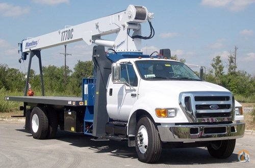 New 2019 Manitex 1770C boom truck Crane for Sale in Houston Texas on CraneNetwork.com