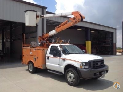 Sold 2003 Ford F550 4x4 Crane for  in Wright City Missouri on CraneNetwork.com