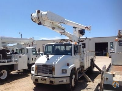 Sold 2001 Altec FL70 Crane for  in Wright City Missouri on CraneNetwork.com