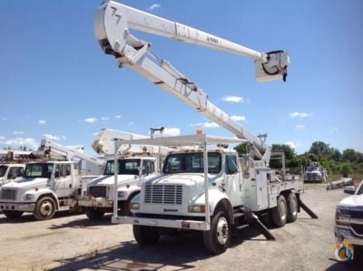 Sold 2000 Hi-Ranger 4900 TA Crane for  in Wright City Missouri on CraneNetwork.com
