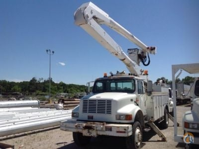 Sold 2001 Altec 4800 4x4 Crane for  in Wright City Missouri on CraneNetworkcom