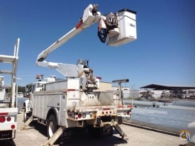Sold 2001 Altec 4800 4x4 Crane for  in Wright City Missouri on CraneNetwork.com