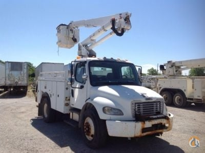 Sold 2006 Altec AT37-G Crane for  in Wright City Missouri on CraneNetwork.com