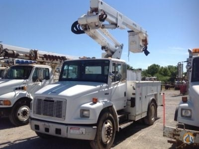Sold 2003 Lift-All LTAF41-1E Crane for  in Wright City Missouri on CraneNetwork.com