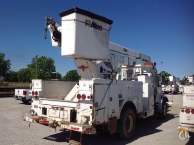 Sold 2001 Altec FL80 Crane for  in Wright City Missouri on CraneNetwork.com