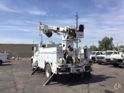 Sold 2002 Terex M8500 Acterra Crane for  in Wright City Missouri on CraneNetwork.com