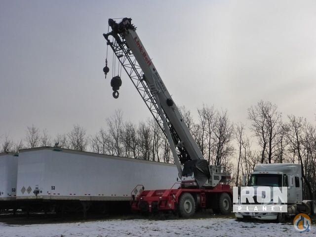 Sold 2014 Link-Belt RTC8065 Rough Terrain Crane Crane for  in Leduc Alberta on CraneNetwork.com
