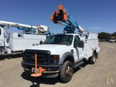 Sold 2008 Hi-Ranger LT38 Crane for  in Wright City Missouri on CraneNetwork.com