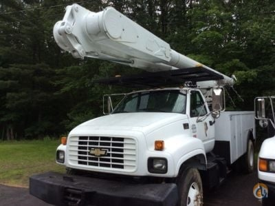 Sold 2000 Altec C7500 Crane for  in Shrewsbury Massachusetts on CraneNetwork.com
