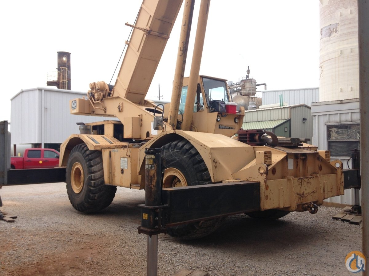 1976 GROVE RT75S Crane for Sale in Tuscumbia Alabama on CraneNetworkcom