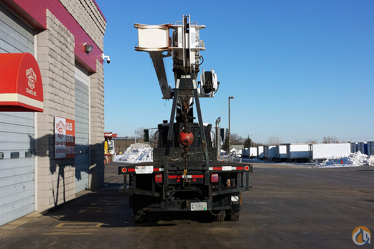 Sold USED TEREX TC4792 Crane for  in Milwaukee Wisconsin on CraneNetwork.com