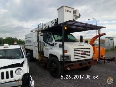 2005 GMC LRV-55 Crane for Sale in Rome New York on CraneNetworkcom