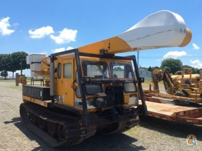 Sold Nodwell Fn60 Crane For In Concord North Carolina On