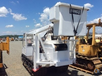 Sold Hi-Ranger Crane for  in Concord North Carolina on CraneNetwork.com