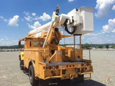 Sold 2007 Hi-Ranger 7300 4x4 Crane for  in Concord North Carolina on CraneNetwork.com