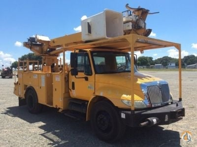 Sold 2006 International 4400 Crane for  in Concord North Carolina on CraneNetwork.com