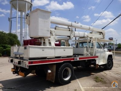Sold 1992 Ford F700 Crane for  in South Beloit Illinois on CraneNetwork.com