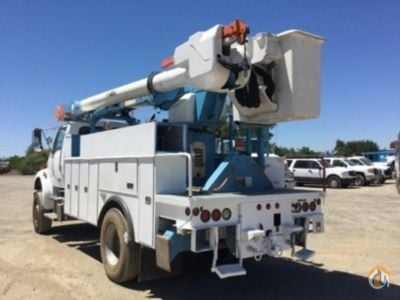 Sold 2008 Altec Acterra 4x4 Crane for  in Wright City Missouri on CraneNetwork.com