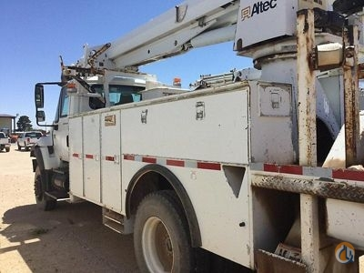 Sold 2006 Altec 7300 4x4 Crane for  in Wright City Missouri on CraneNetwork.com