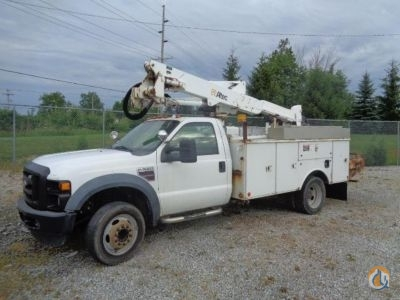 Sold 2008 Altec AT37-G Crane for  in Wright City Missouri on CraneNetwork.com