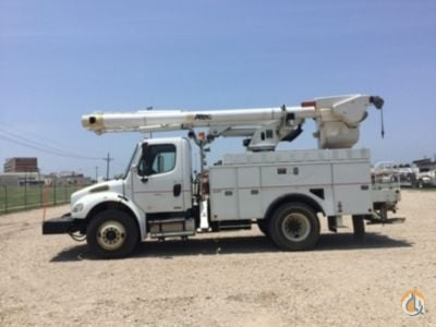 Sold 2010 Altec M2 106 Crane for  in Wright City Missouri on CraneNetworkcom