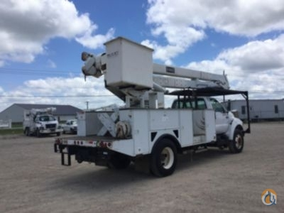 Sold 2003 Hi-Ranger F750 Crane for  in Waxahachie Texas on CraneNetwork.com