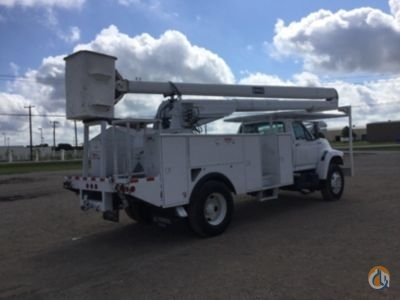 Sold 1998 Hi-Ranger F800 Crane for  in Waxahachie Texas on CraneNetwork.com