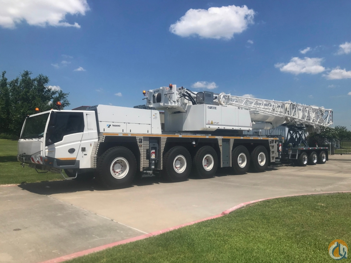 NEW 2019 TADANO ATF-200G-5 Crane for Sale in Houston Texas on CraneNetwork.com