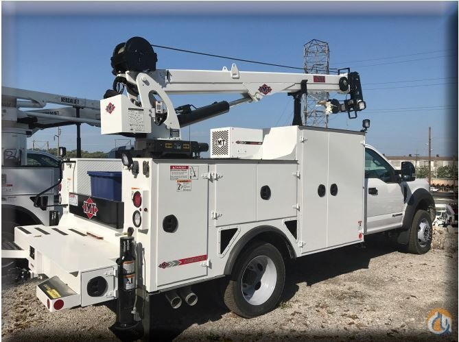 IMT Dominator I Series 3 Mounted on a Ford F550 Super Cab 4x4 Crane for Sale in Decatur Georgia on CraneNetwork.com