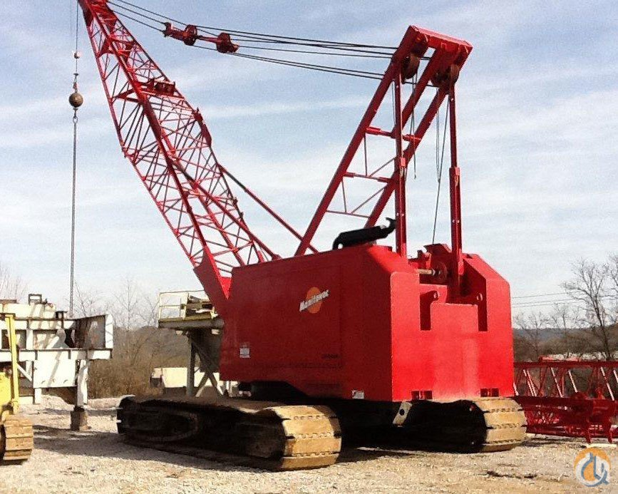 Manitowoc Model 3900W Crawler Lift Crane Crane for Sale in Trussville Alabama on CraneNetwork.com