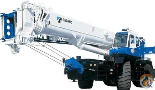 Tadano GR-750XL-2 Crane for Sale or Rent in Chicago Illinois on CraneNetworkcom