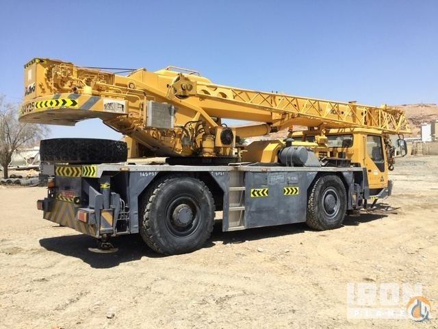 Sold 2007 XCMG QAY25 All Terrain Crane Crane for  in Al Jafnayn Muscat Governorate on CraneNetwork.com