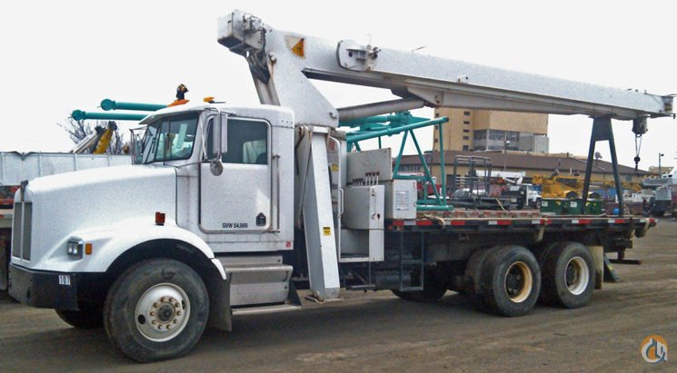 TEREX SIMON RO 17-TON BOOM TRUCK Crane for Sale in Stamford Connecticut on CraneNetwork.com