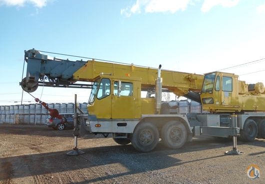 40 Ton GROVE TMS300B Crane for Sale in Richelieu Qubec on CraneNetwork.com