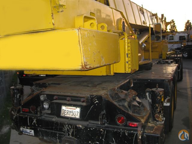 1987 Grove TMS250A Hydraulic Truck Crane CBJ108 Crane for Sale in Long Beach California on CraneNetwork.com