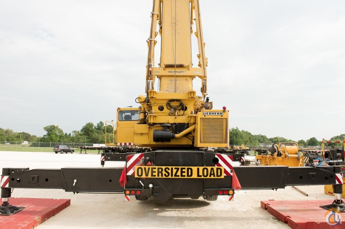 1994 LIEBHERR LTM-1400 500 US TON (400 METRIC TON) CRANE Crane for