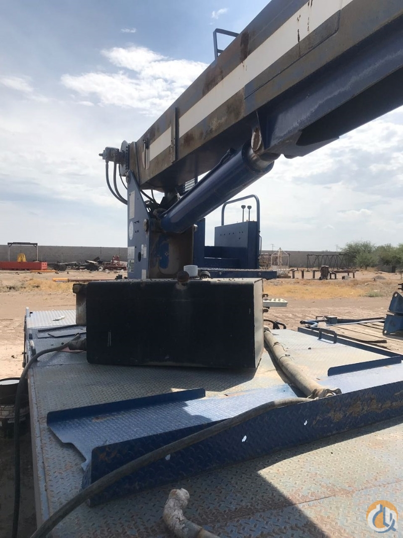 Unmounted 1998 Manitex  22101S Boom Truck Crane for Sale in El Paso Texas on CraneNetwork.com