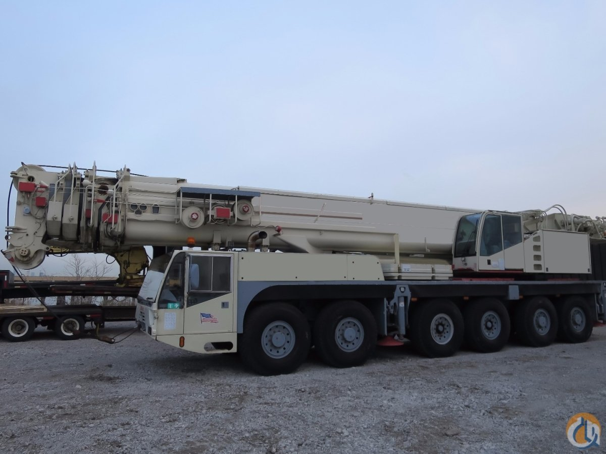 demag ac535 ac180 200 ton 6 axle crane with 197 feet main boom rh cranenetwork com Demag Crane Parts and Functions Demag Crane Parts and Functions