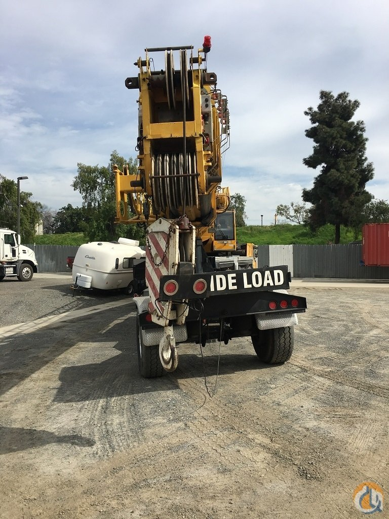 1999 Demag AC 120 All Terrain Crane Crane for Sale on CraneNetwork.com