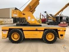 2008 Broderson IC-200-3F 15 Ton Rough Terrain Crane CranesList ID 168 Crane for Sale on CraneNetwork.com