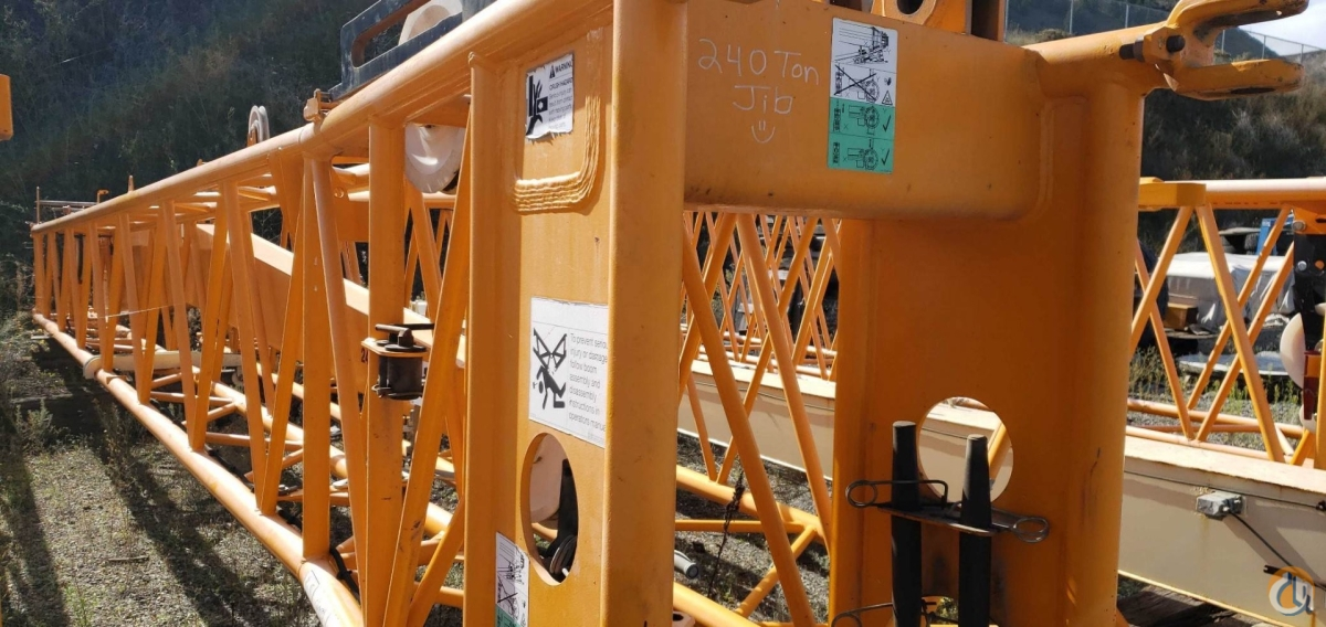 DEMAG AC200-1 Crane for Sale on CraneNetwork.com